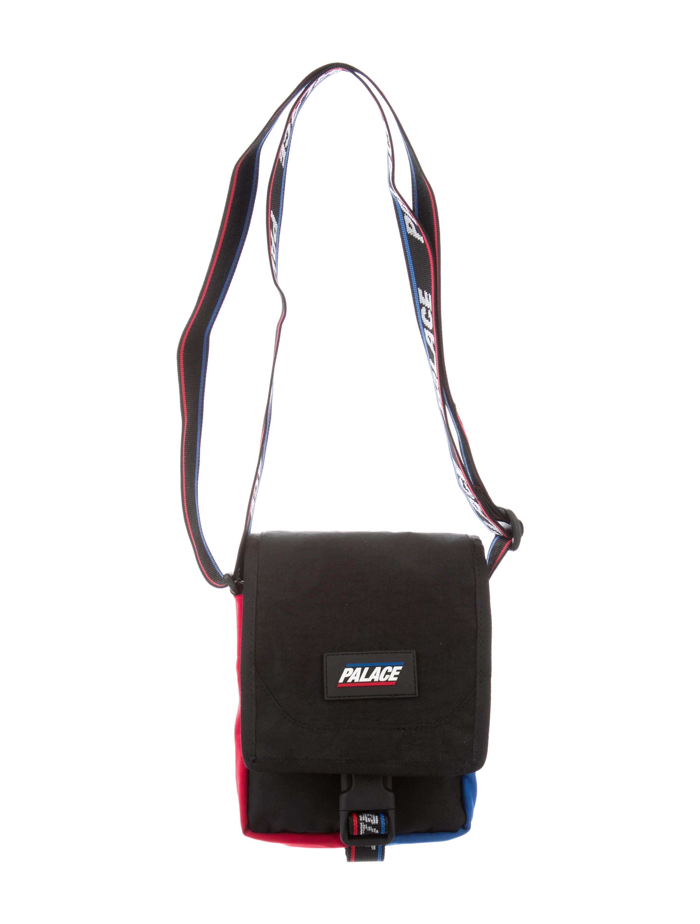 99546f2d8ab2 Palace Skateboards Nylon Messenger Bag - Bags - WALSK20261 | The ...