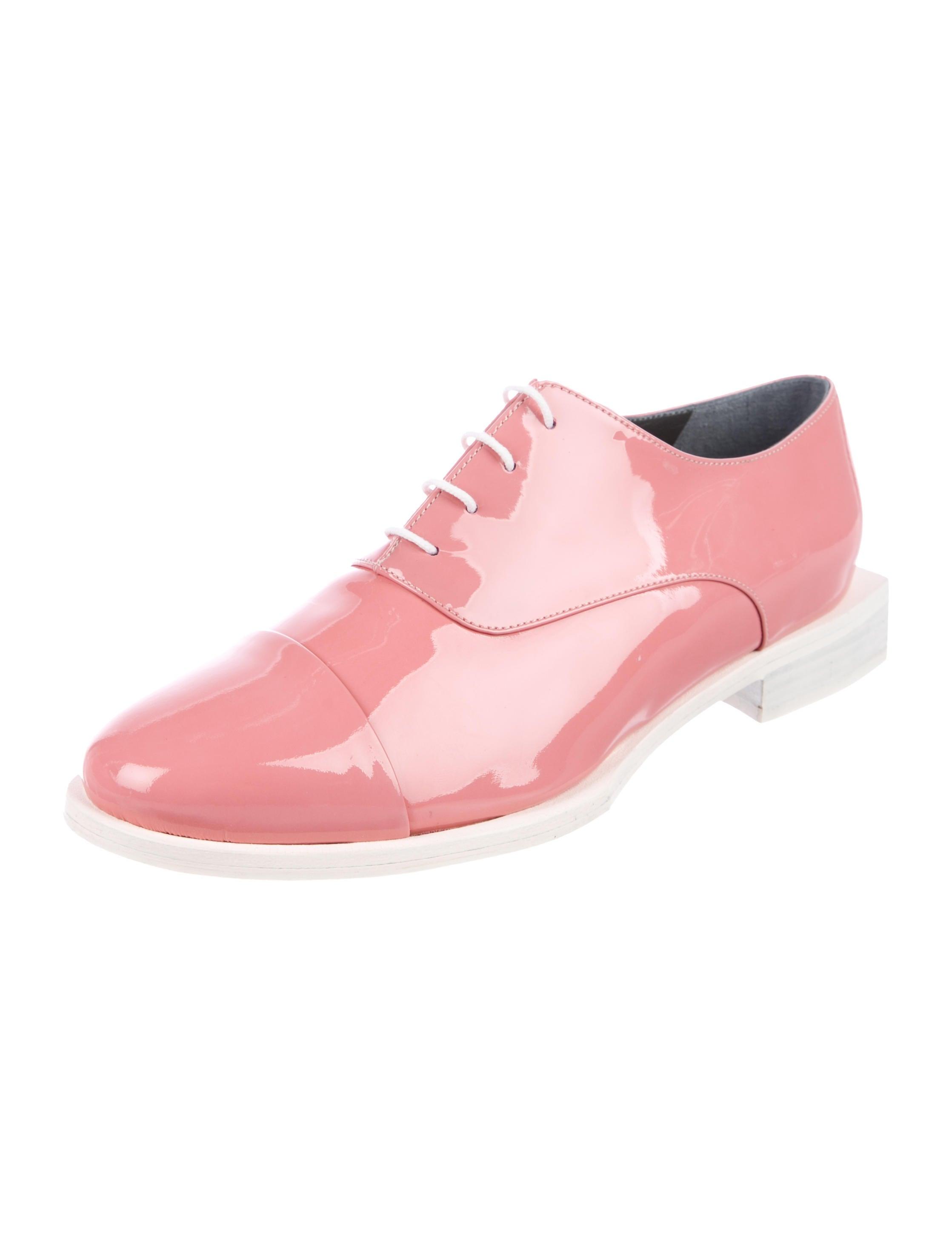 Amélie Pichard Coco Patent Leather Oxfords cheap buy wp6ibjrAu