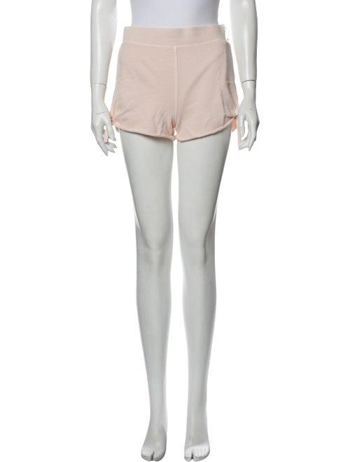 AMO Mini Shorts Pink