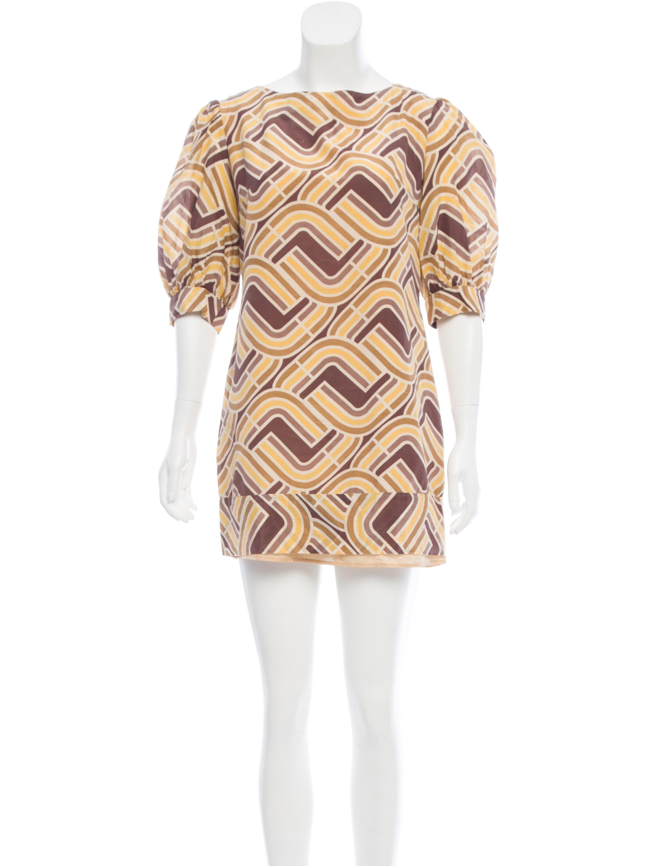 Amanda Uprichard Silk Mini Dress - Clothing - WAMUP20172 | The RealReal