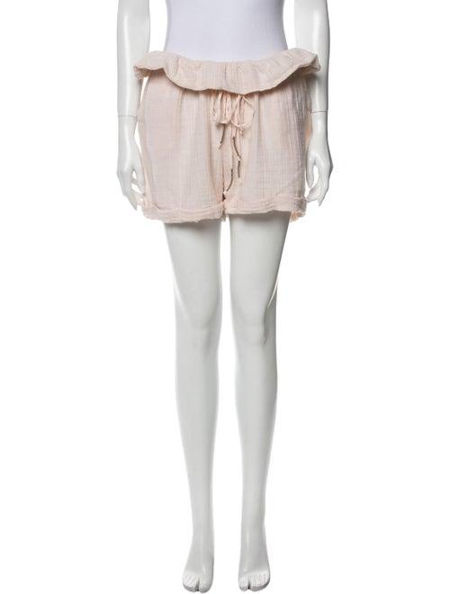 Anaak Mini Shorts Pink