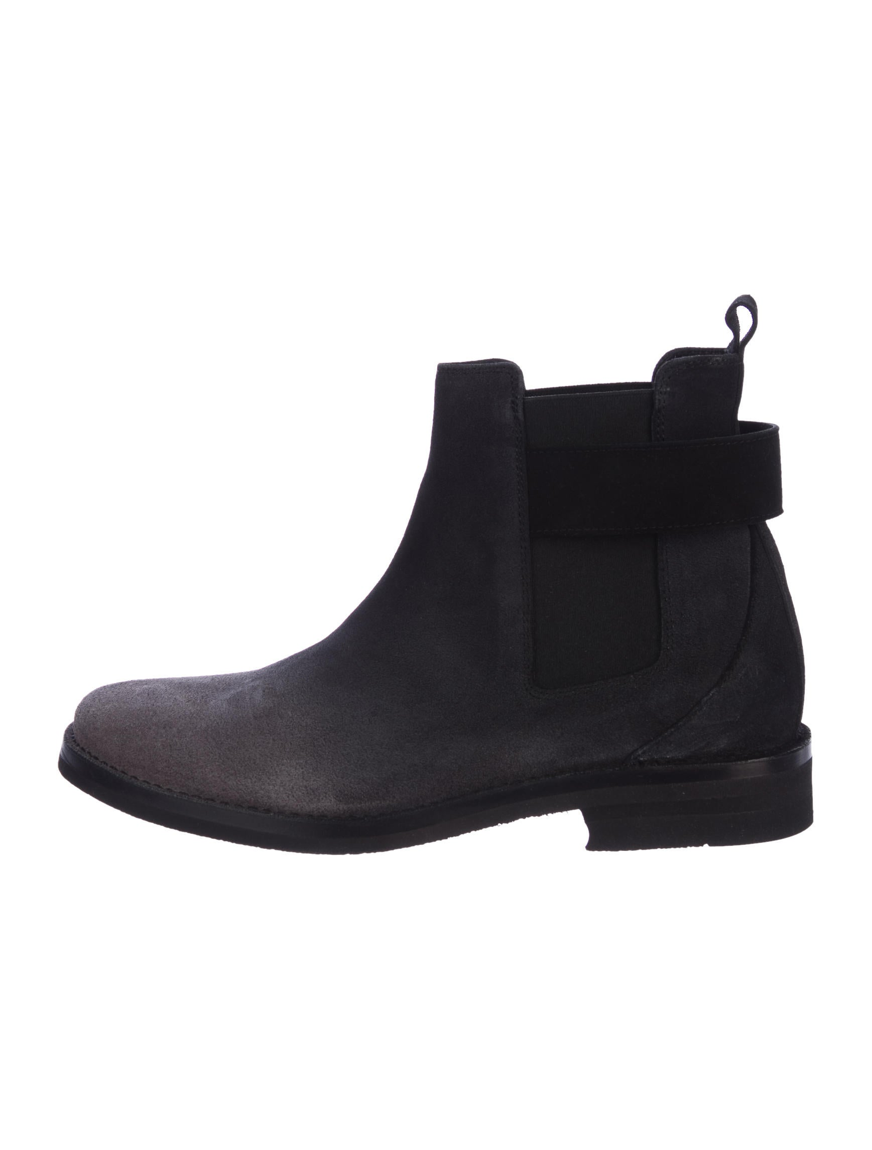 android homme gamma chelsea boots w tags shoes wandr20018 the realreal. Black Bedroom Furniture Sets. Home Design Ideas