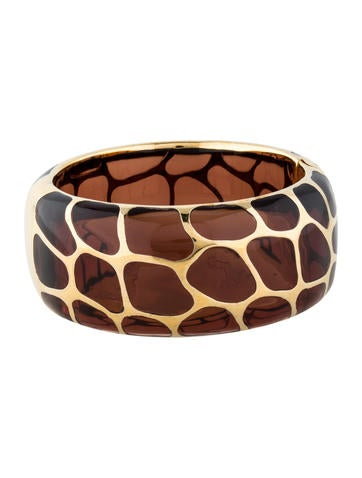 Caramel Safari Cuff