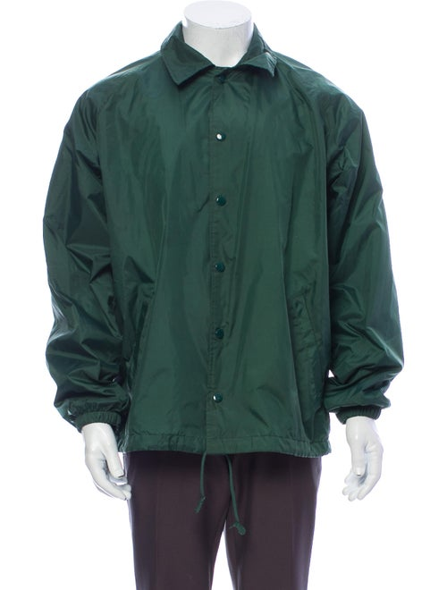 Anti SocialSocial Club Jacket Green