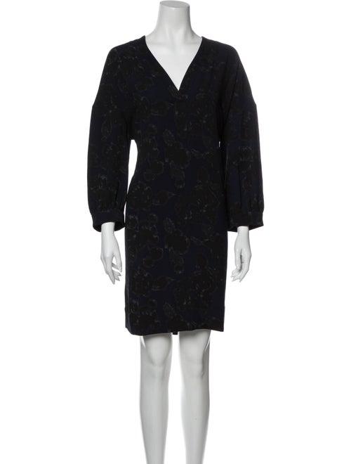 Essentiel Antwerp Printed Knee-Length Dress w/ Tag