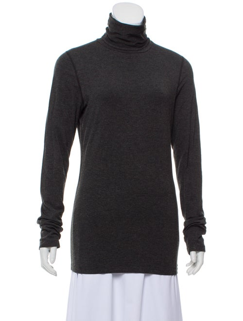 Alice + Olivia Turtleneck Long Sleeve Sweatshirt G