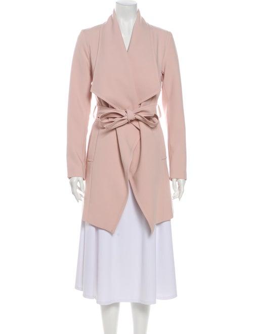 Alice + Olivia Trench Coat Pink