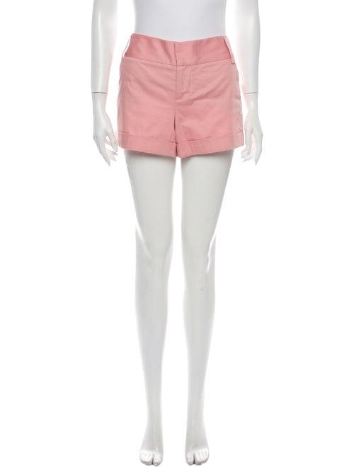 Alice + Olivia Mini Shorts Pink