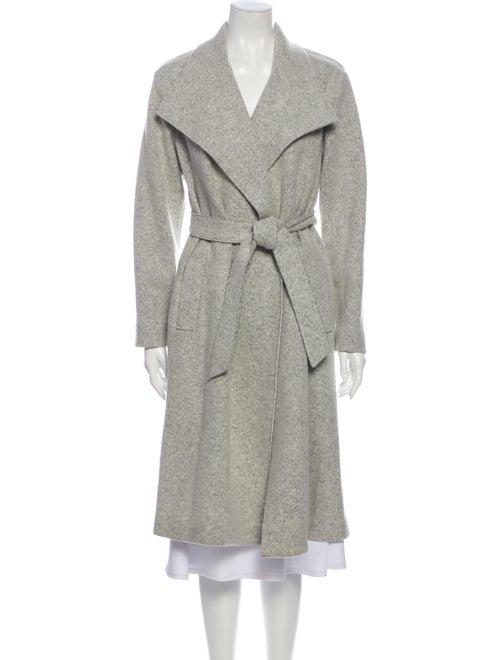 Alice + Olivia Trench Coat Grey