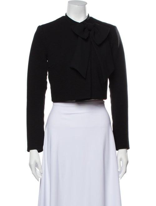 Alice + Olivia Evening Jacket Black