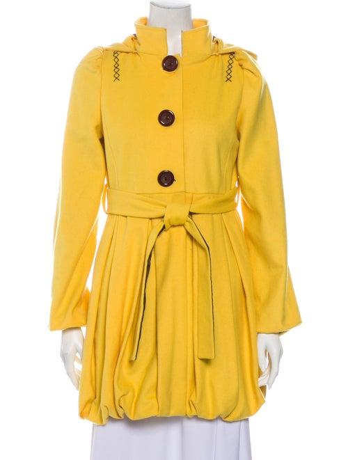Alice + Olivia Wool Coat Wool