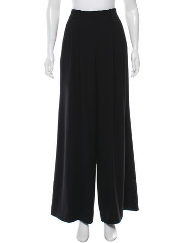 Tailored Wide-Leg Pants w/ Tags