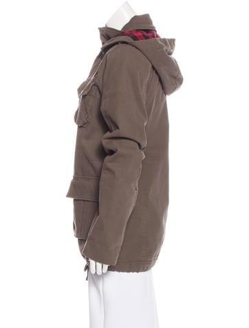 Long Sleeve Utility Jacket
