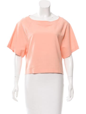 Alice + Olivia Short Sleeve Top None