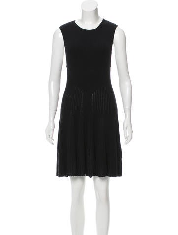Alice + Olivia Knit Mini Dress None