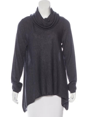 Alice + Olivia Wool & Cashmere-Blend Top None