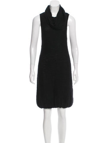 Alice + Olivia Knee-Length Sweater Dress None