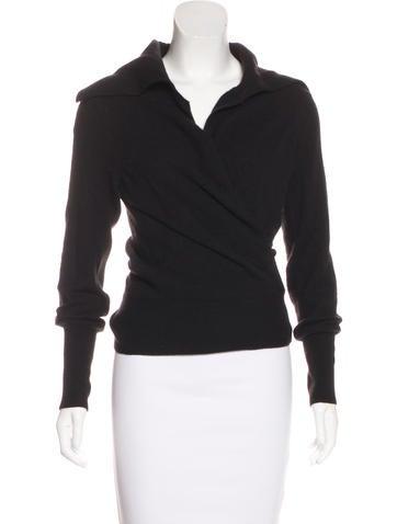 Alice   Olivia Cashmere Wrap Cardigan - Clothing - WAO58906 | The ...