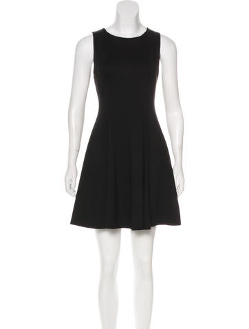 Alice + Olivia Sleeveless Mini Dress W/ Tags ...