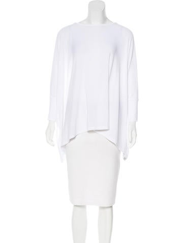 Alice + Olivia Oversize Knit Top w/ Tags None