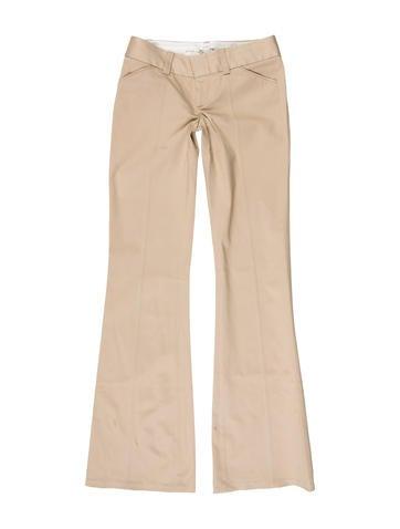 Low-Rise Pants w/ Tags
