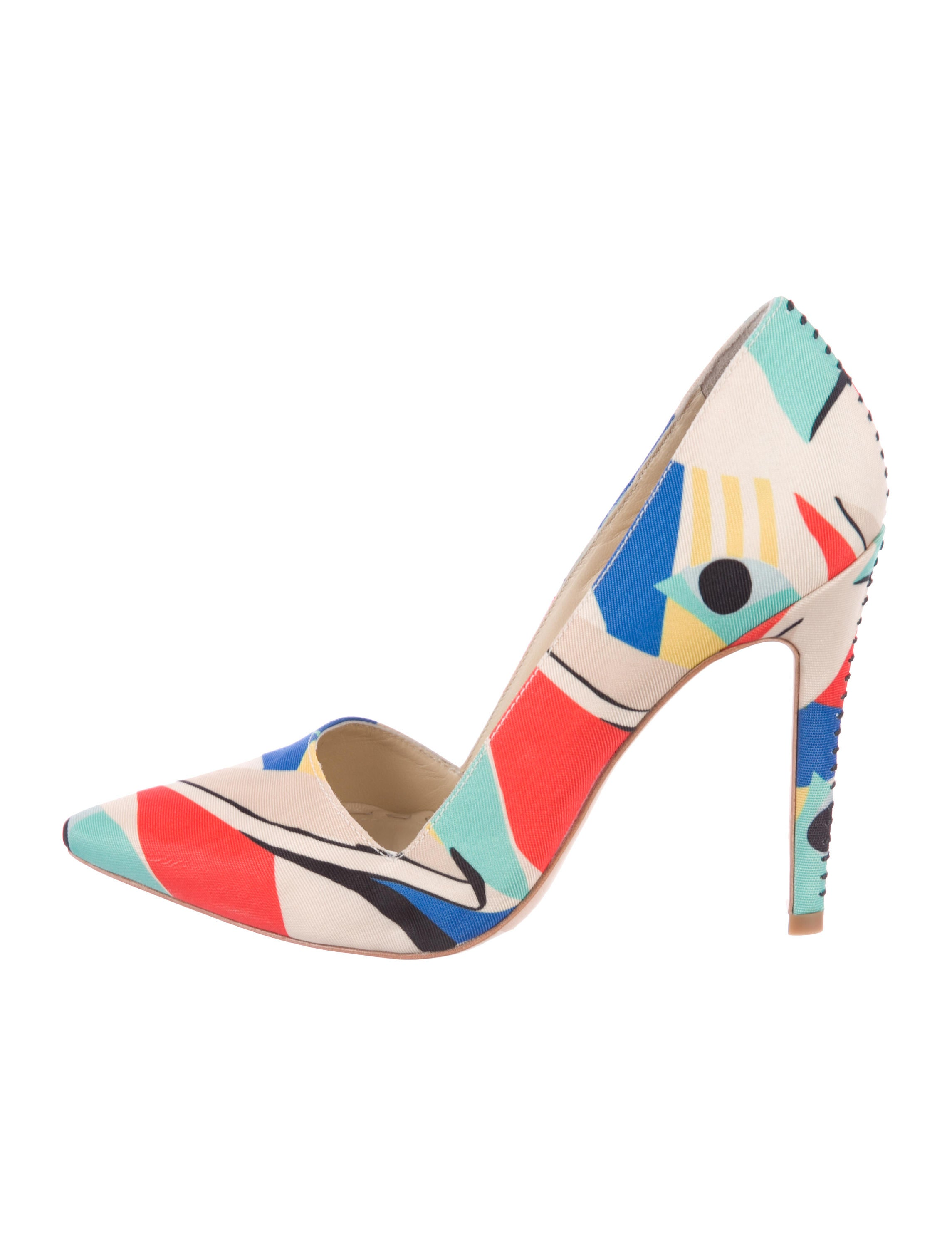 wide range of for sale Alice + Olivia Dina Printed Pumps w/ Tags good selling sale online clearance from china wkgbNmebja