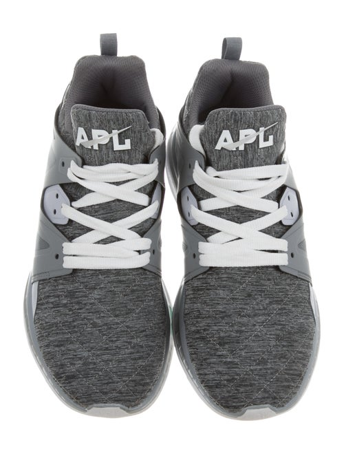 625a7735f9ed APL Quilted Lace-Up Sneakers - Shoes - WAPLL20251