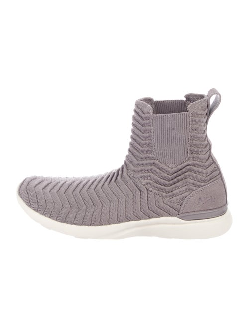 APL Knit High-Top Sneakers