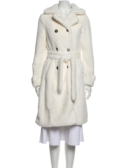 Apparis Trench Coat w/ Tags White