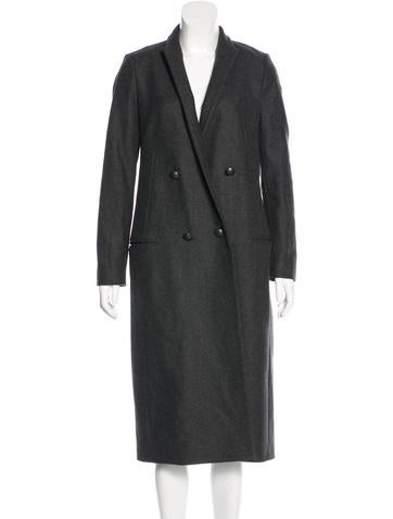 AllSaints Leni Wool Coat None