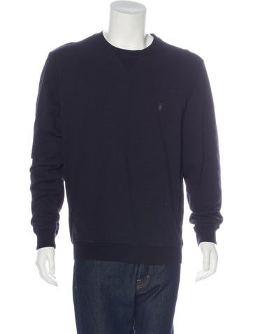 AllSaints Wilde Embroidered Sweater None