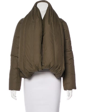 AllSaints Down Puffer Jacket None