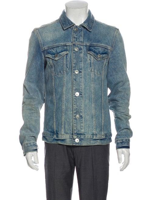 AllSaints Dustout Denim Jacket Denim