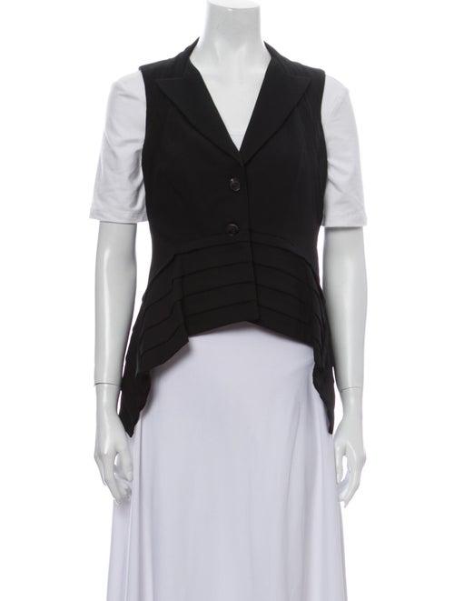 AllSaints Wool Vest Wool
