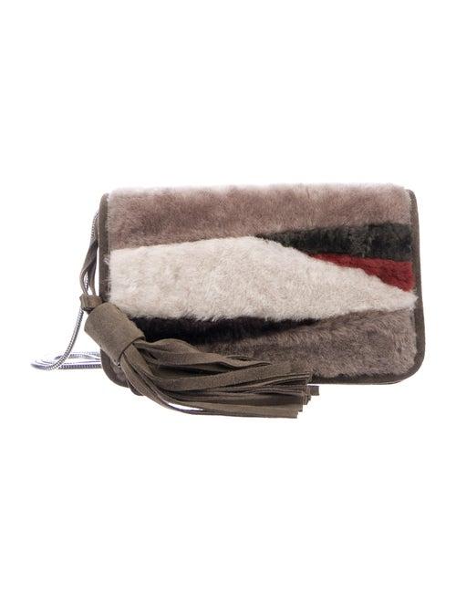 AllSaints Bansho Crossbody Bag Brown