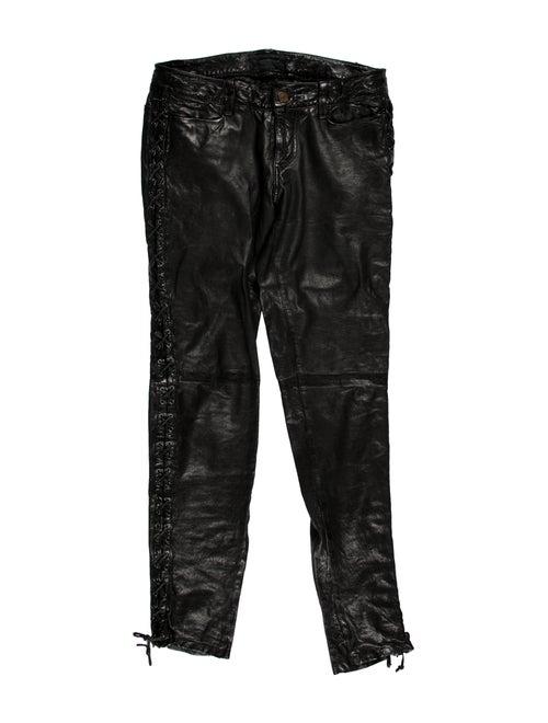 AllSaints Pants Black