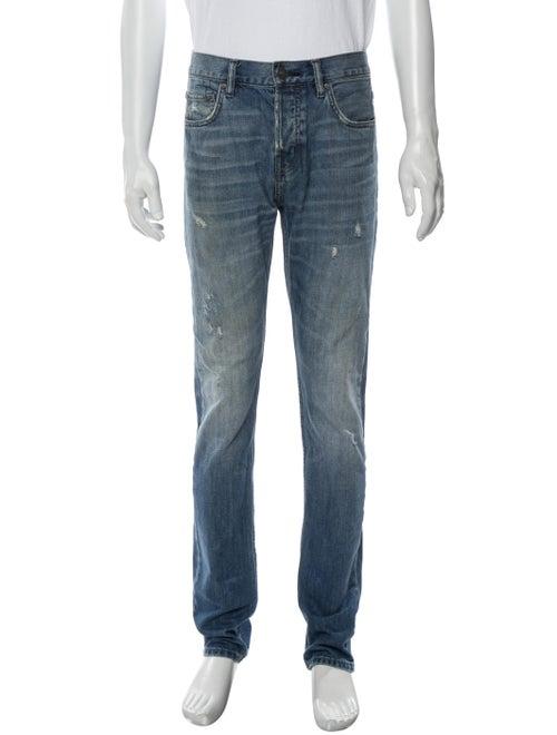 AllSaints Skinny Jeans Blue
