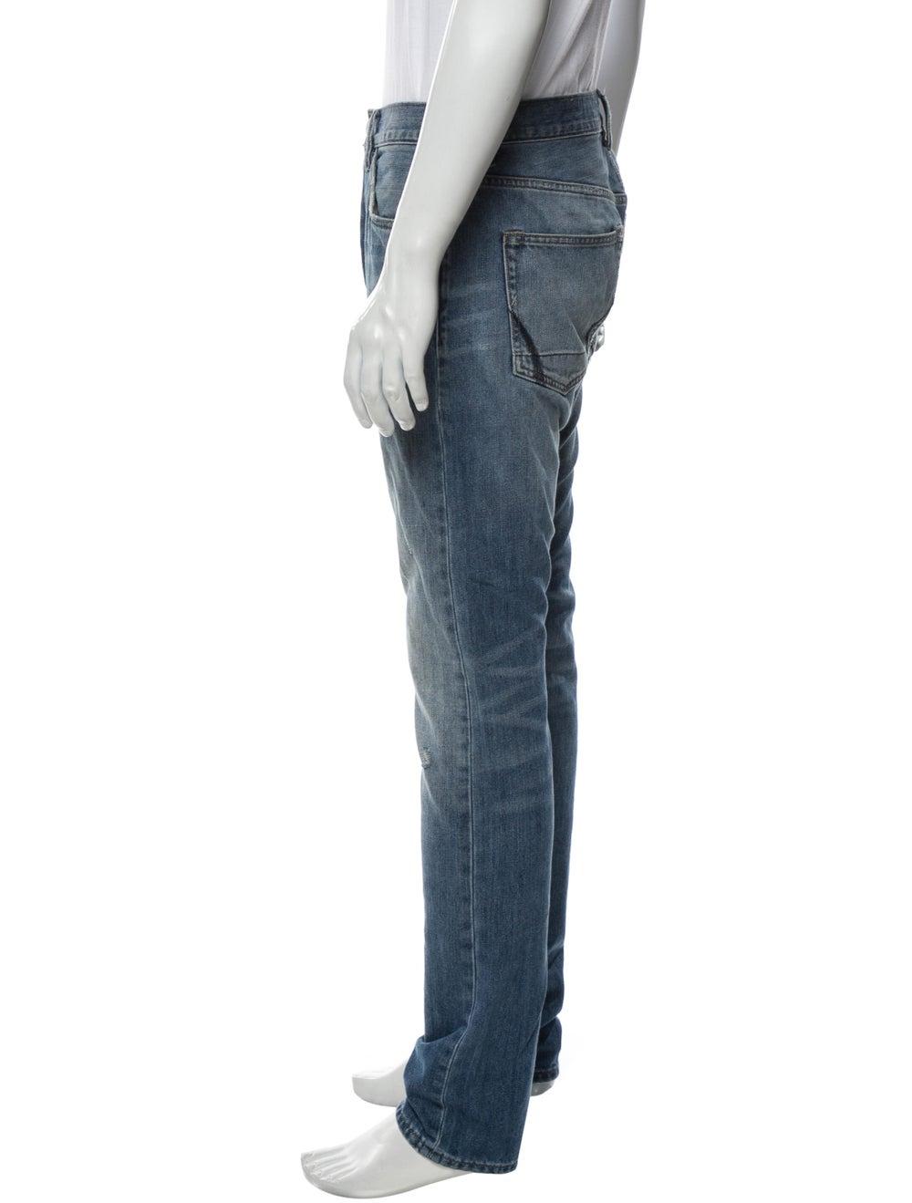 AllSaints Skinny Jeans Blue - image 2