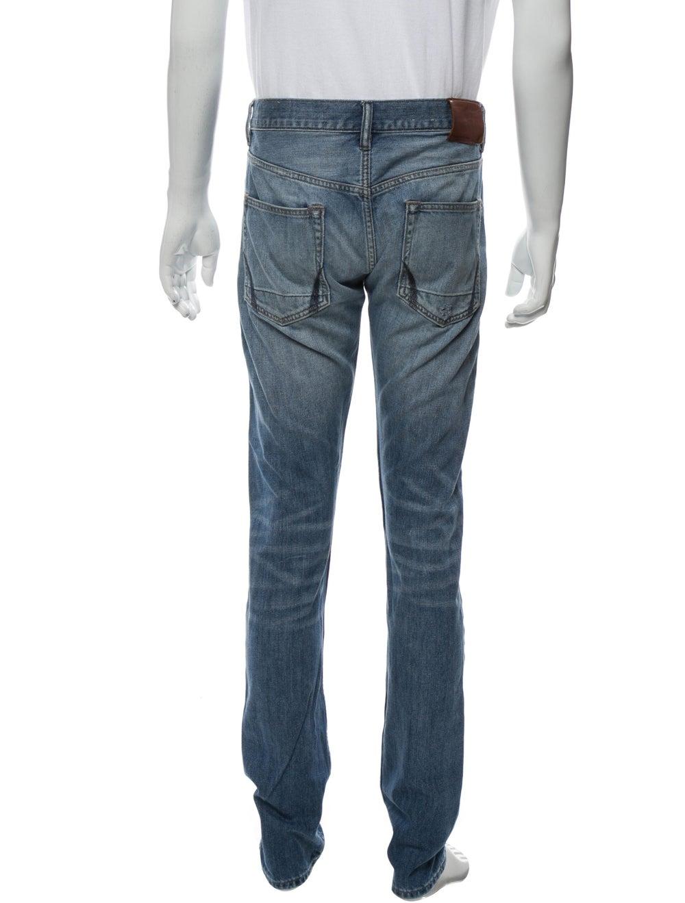 AllSaints Skinny Jeans Blue - image 3