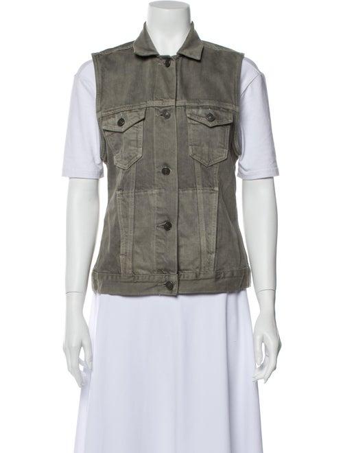 AllSaints Vest Grey