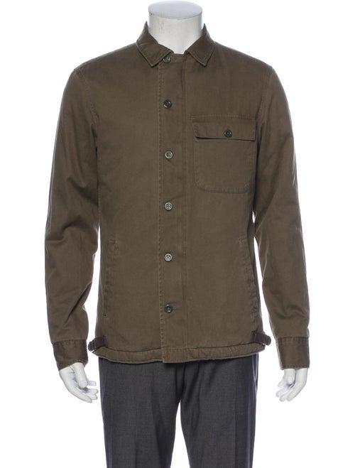 AllSaints Jacket w/ Tags Green