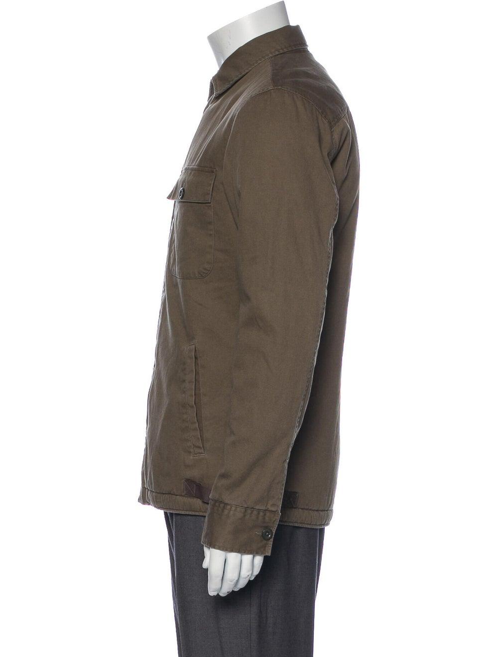 AllSaints Jacket w/ Tags Green - image 2