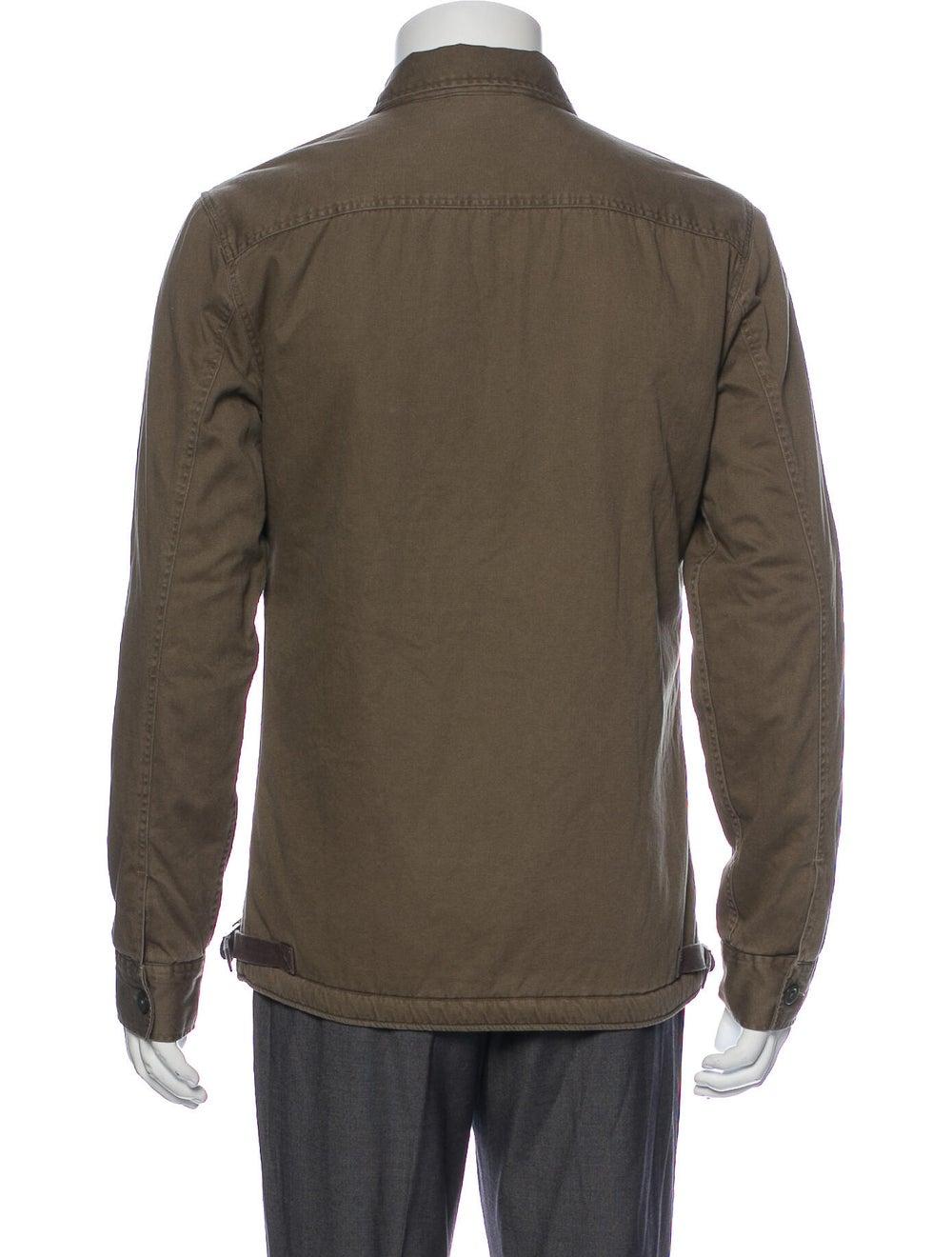 AllSaints Jacket w/ Tags Green - image 3