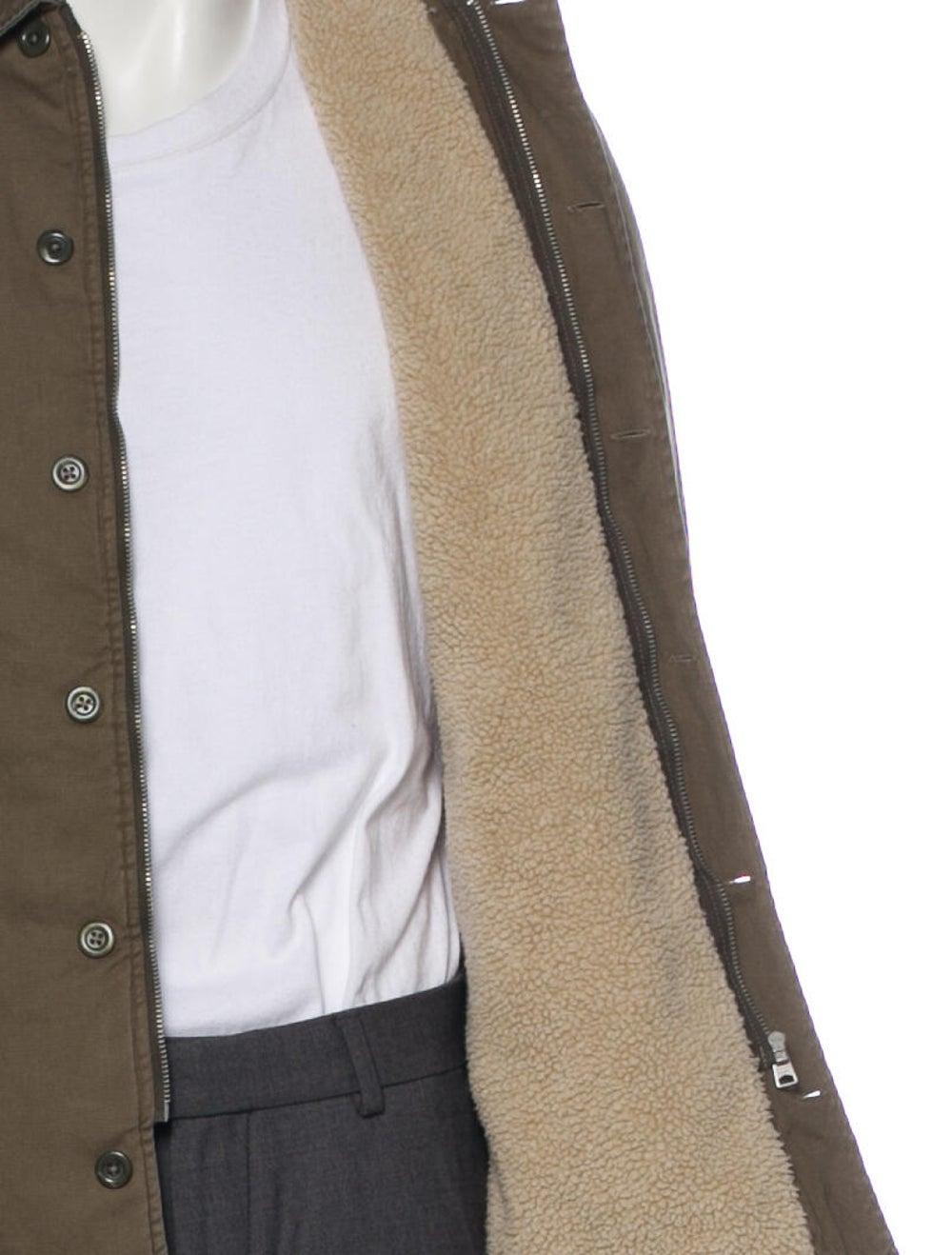 AllSaints Jacket w/ Tags Green - image 4