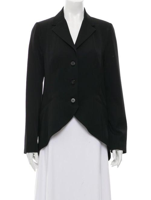 AllSaints Wool Blazer Wool