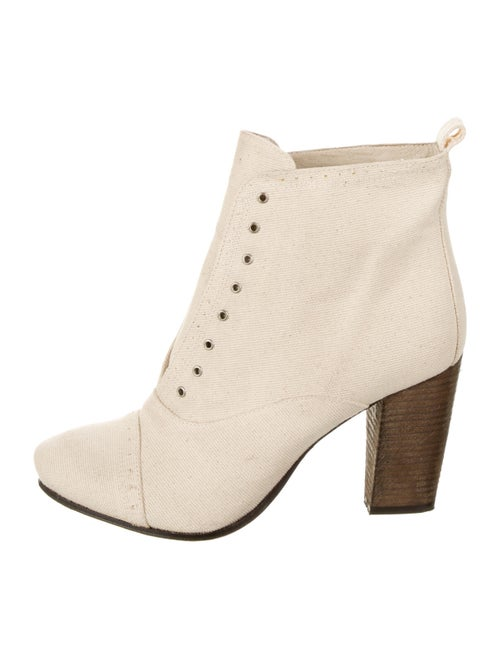 AllSaints Boots White
