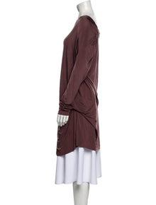 AllSaints Bateau Neckline Long Sleeve Tunic w/ Tags