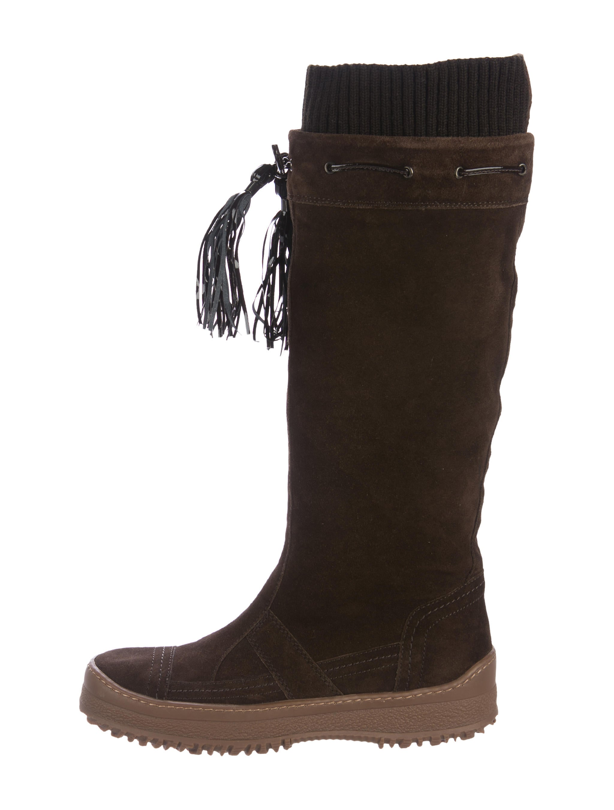 Alegria Suede & Knit Mid-calf Boots w/ Faux Fur - Nanook is rated out of 5 by Rated 5 out of 5 by Ellen from Love! This is my first pair of Alegria and it won't be the last/5(21).