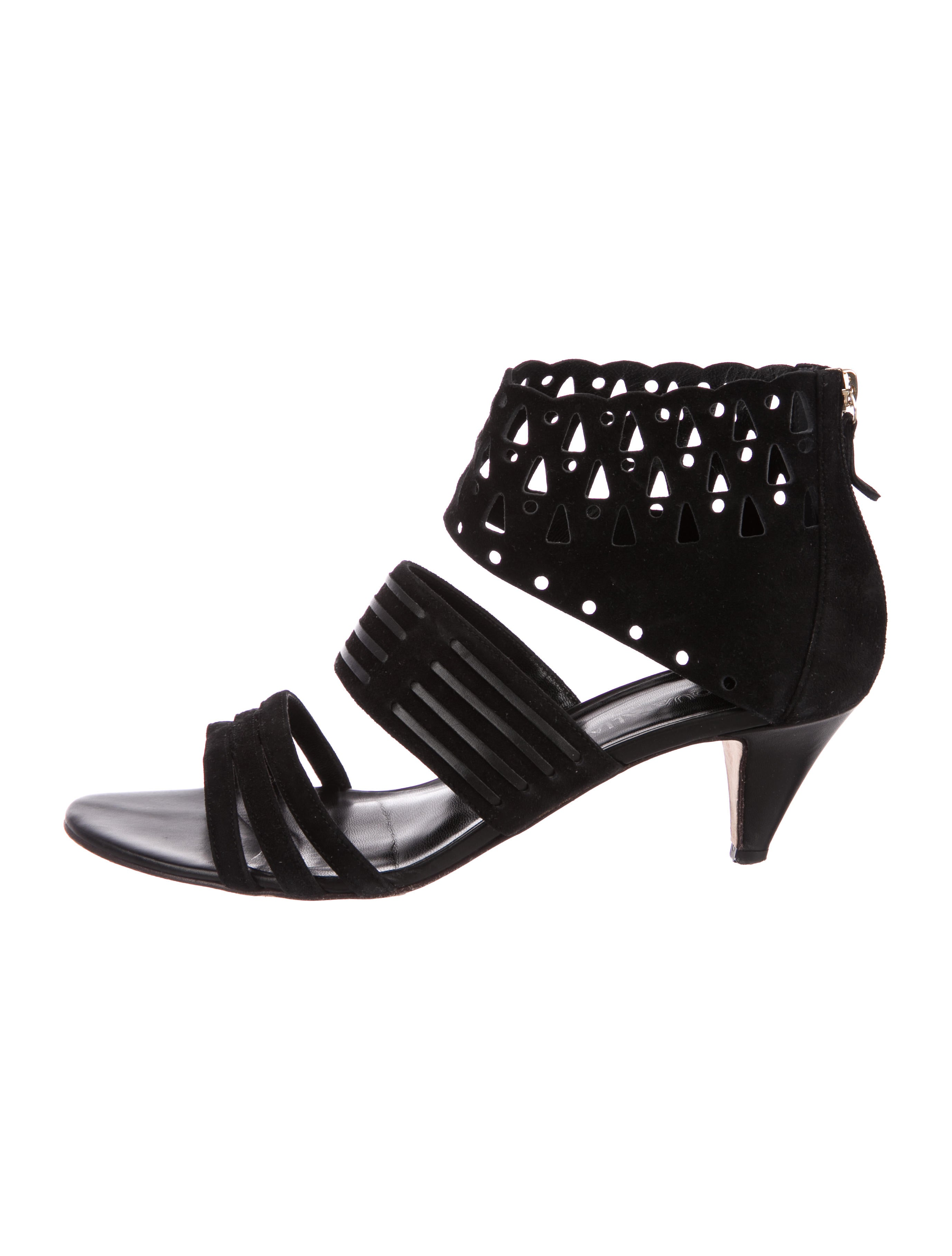 Aquatalia Delight Suede Sandals sale big sale outlet order online finishline for sale gsxLYe