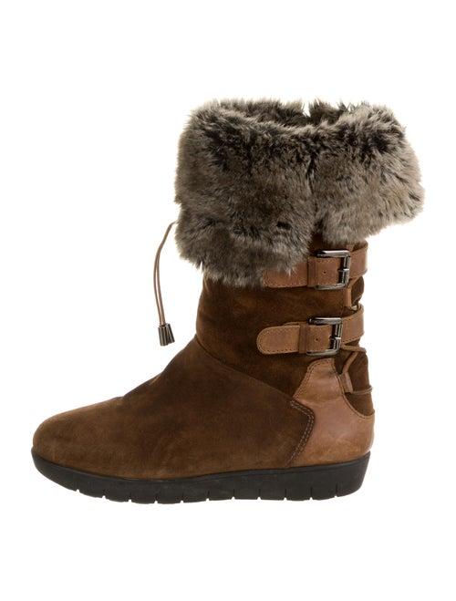 Aquatalia Boots Brown